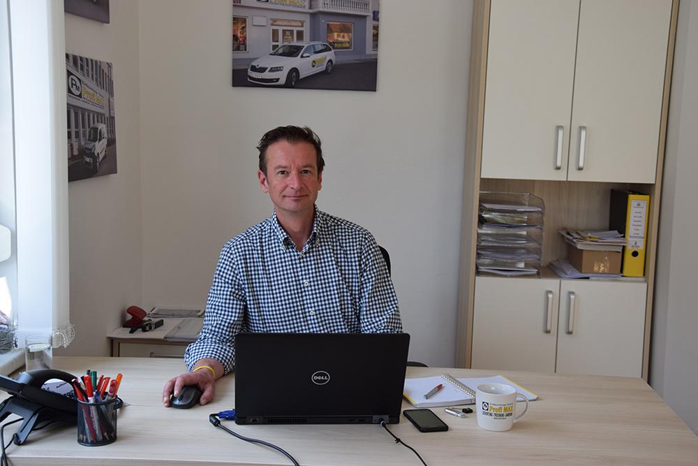 Thomas Weber Controlling bei Profi Max
