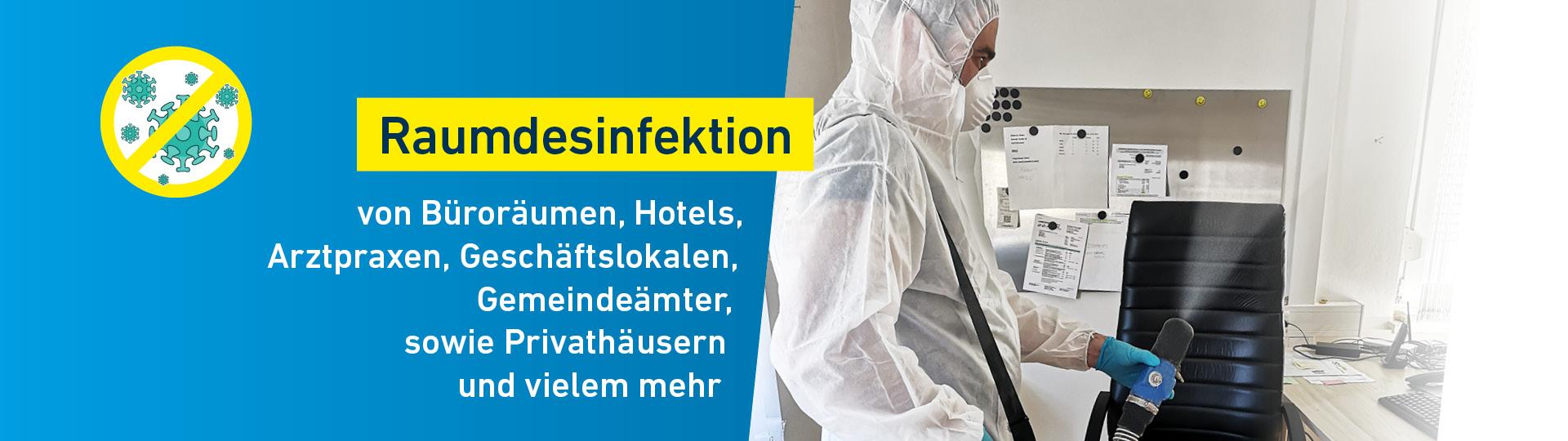 Profi Max - Raumdesinfektion